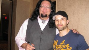 Meeting Penn Jillette