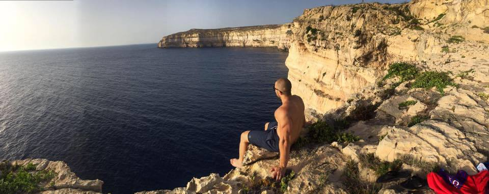 Azure's Window, Gozo, Malta