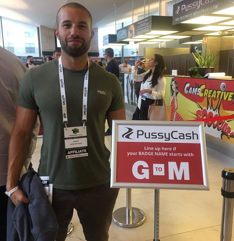 Interesting Sponsor, PussyCash