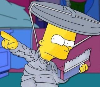 Paranoid Bart