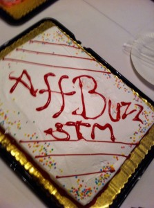 AffBuzz & STM Cake